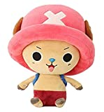 Sakami Merchandise Peluche Chopper 25 cm. One Piece. New Ver. 2
