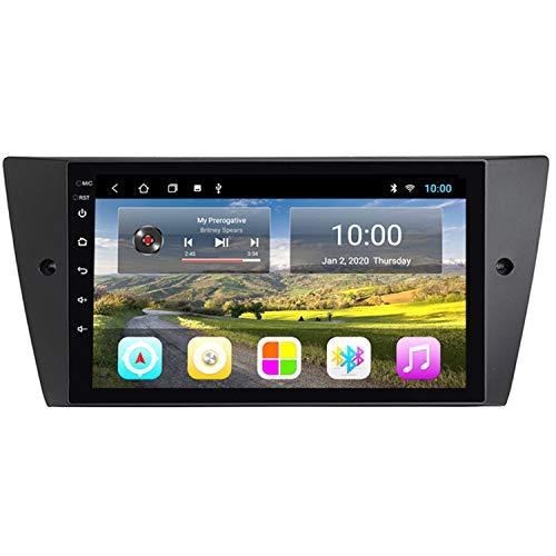 GOFEI 9 inch Android 10 Car Radio DVD Player for E90/E91/E92/E93 3 Series Multimedia GPS Navigation Stereo Audio Head Unit,WiFi 2+32g