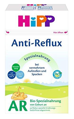 HiPP Anti-Reflux Bio-Spezialnahrung, 4er Pack (4 x 500 g)