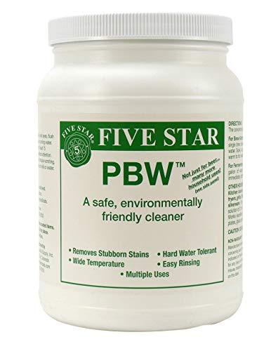 Five Star Powdered Brewery Wash (PBW)