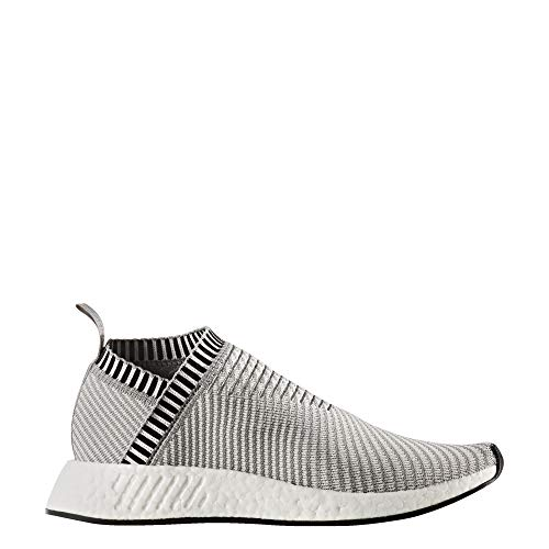 adidas Originals Herren NMD_CS2 PK, Grey/White/Pink, 46 EU