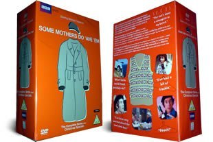 Some Mothers Do 'Ave 'Em: BBC Series - Complete Seasons 1, 2 & 3 Exclusive Christmas Specials (4 Disc Box Set) [DVD]