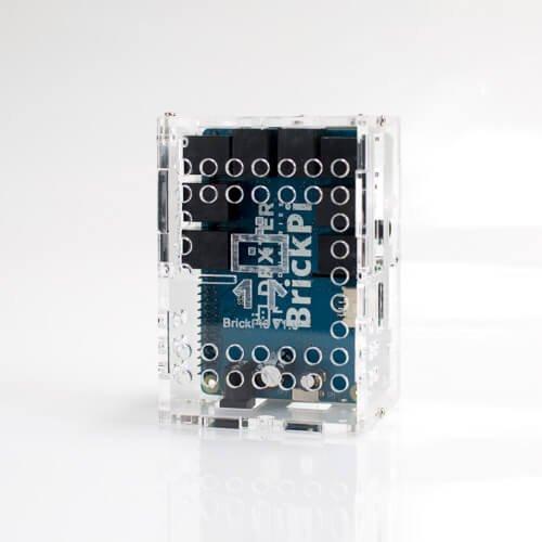 Raspberry Pi Robot Kit: Amazon com