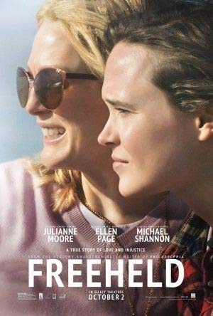 FREEHELD – Julianne Moore – US Imported Movie Wall Poster Print - 30CM X 43CM