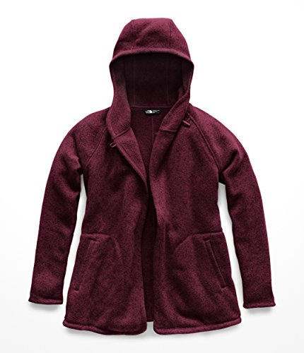 The North Face Women's Crescent Wrap - Fig Heather - L