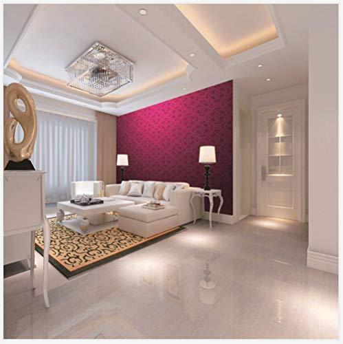 Fotobehang, vlies, 3D-effect, rood, eenvoudig en robuust, wanddecoratie, posters, foto, zelfklevend, voor slaapkamer, hal 350CMx250CM