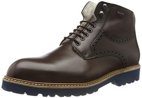 LLOYD Herren Villod Gore-tex Klassische Stiefel, Braun (Havanna 1), 42 EU