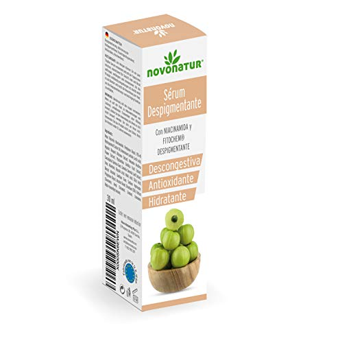 Serum despigmentante Novonatur