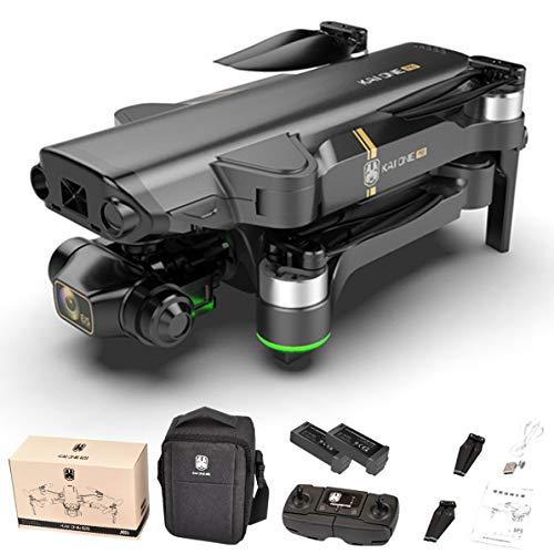 Kaione 8K Camera 3 Assi 5G WiFi FPV GPS 1.2Km Drone a Lunga Distanza Pieghevole Gimbal Brushless Rc Quadcopter
