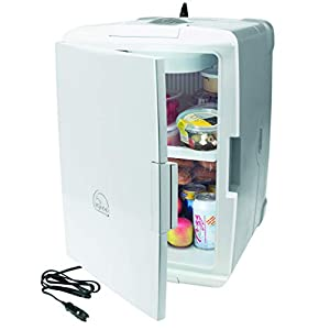 Igloo Iceless 40 Qt Thermoelectric Cooler, Grey, Model Number: 00040374