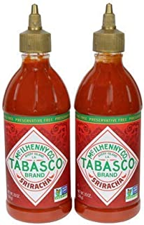 TABASCO Tabasco Brand Sriracha Flavored With Oak Barrel Aged 20Oz ( 2Pack )