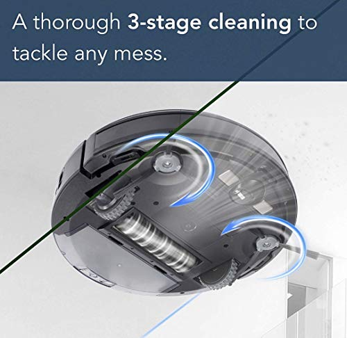 ECOVACS DEEBOT 500 Robot Vacuum Cleaner with Max Power Suction