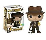UN-BRAND Funko POP Animación Indiana Jones figuras 10cm Colección modelo juguetes para niños regalo