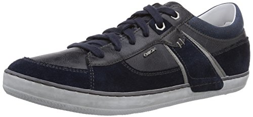 Geox Herren U Box C Low-Top, Blau (NAVYC4002), 39