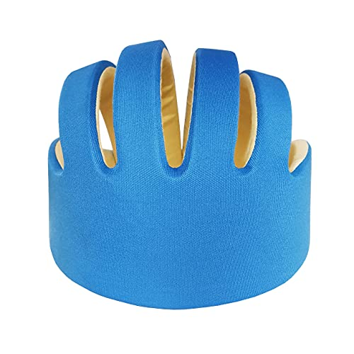 Baby Safety Helmet Blue