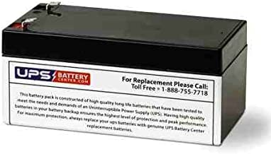 BE350G Battery - Compatible Replacement for APC Back UPS ES 350 by UPSBatteryCenter