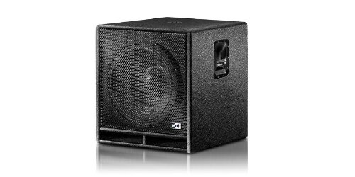 Montarbo BX181A Subwoofer Attivo 1000W