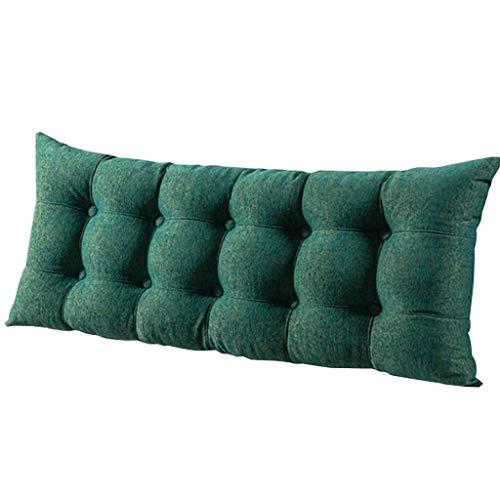 HDGZ Cojín Triangular para sofá o Cama o como Respaldo para despacho, tamaño Grande, Lavable, Protege el Cuello, multifunción (Color : B, Size : 120 * 20 * 60)