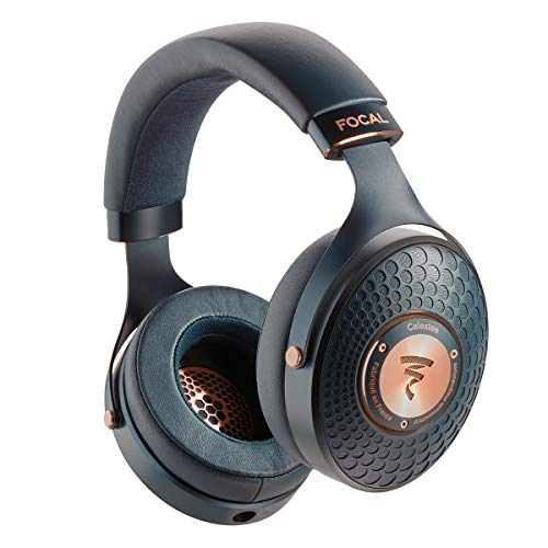 Focal Celestee High-End Closed-Back Over-Ear Wired Headphones