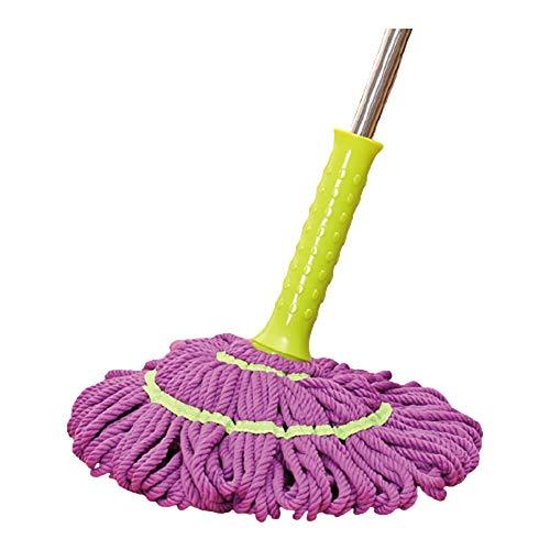 SYQ Rotación de mopa mopa el Suelo sin Necesidad de los consumidores de Lavado a Mano y Productos de Limpieza comerciales (Color : Mop a)