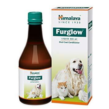 Himalaya Furglow skin and Coat tonic 400 ml