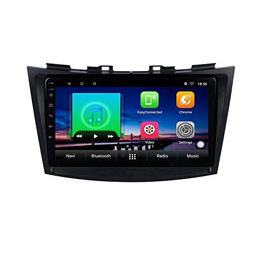 Lettore multimediale DVD per auto Android 10.0 GPS per Suzuki Swift 2010 2011-2015 2016 navigazione stereo per autoradio