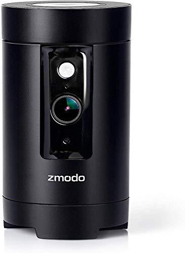 Zmodo Pivot 1080p HD 360° Rotating Two-Way Audio Wireless 16GB Storage All-in-one Security Camera System (Renewed)