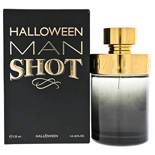 Halloween Perfumes Shot Men's Edt Spray, 4.2 Ounce