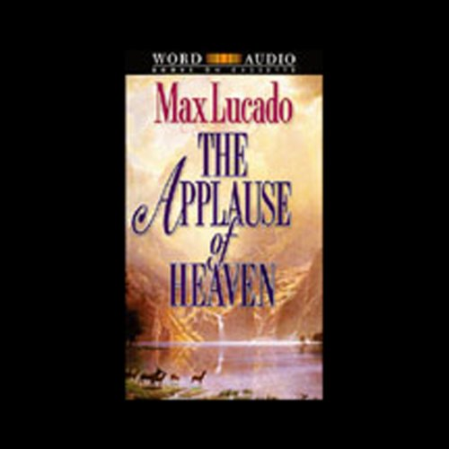 The Applause of Heaven audiobook cover art