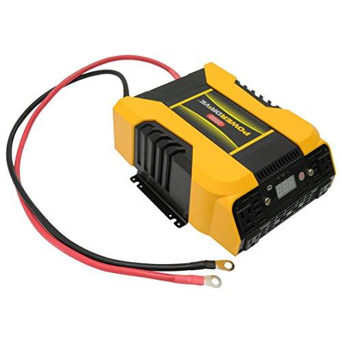 PowerDrive PD2000 2000 Watt Power Inverter with Bluetooth