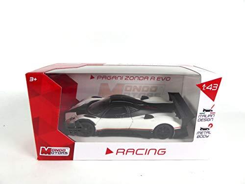 OPO 10 - Pagani Zonda R Evo 1:43 Mondo Motors Racing (Pagani)