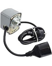 Agora-Tec® Interruptor de presión mecánico AT-DWMv-6C con cable