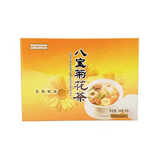 Tenfu's TEA Eight Treasure Chrysanthemum Tea