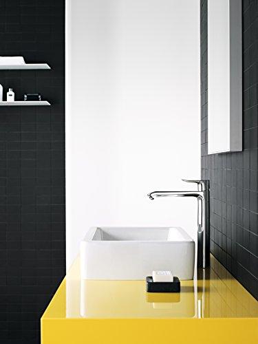 Hansgrohe – Einhebelarmatur, Waschtisch, ohne Ablaufgarnitur, ComfortZone 260, Chrom, Serie Metris - 3