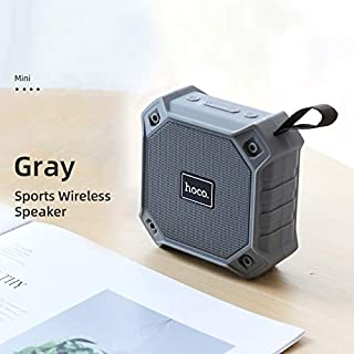 $74 » Portable Outdoor Wireless Bluetooth Speaker Sport Speaker Bluetooth 5.0 for iPhone 11 Xiaomi Mp4 with Tf Audio Player Music Gray