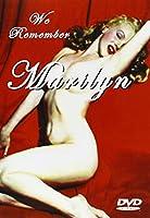 We Remember Marilyn [DVD]