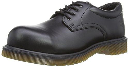 Dr. Martens Industrial - 63, Calzature Di Sicurezza da uomo, nero (black), 43