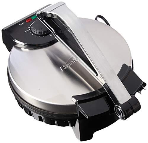 Brentwood Electric Tortilla Maker Non-Stick,...