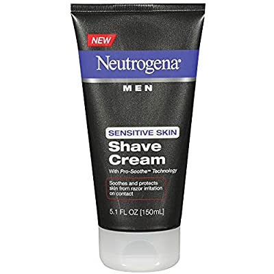 Neutrogena Men's Shaving Cream
