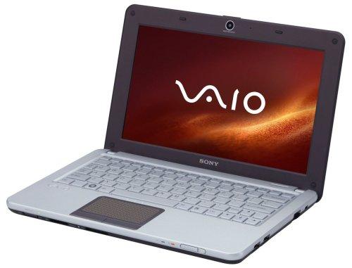Sony Vaio W11S1E/T.G4 25,7 cm (10,1 Zoll) Netbook (Intel Atom N280 1.6GHz, 1GB RAM, 160GB HDD, Intel GMA 950, XP Home)