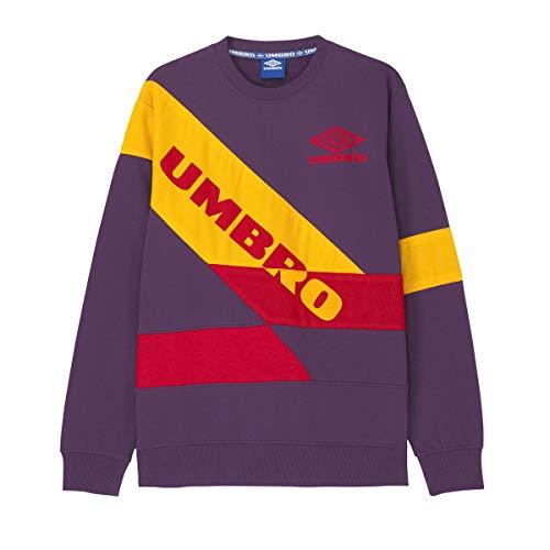 Umbro Voyager Crew Sweater Cosmos/Haze/fig (XL)