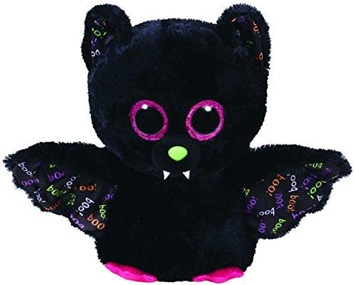 TY Beanie Boos Halloween Boo-Murciélago 23 cm (37153TY) (United Labels Ibérica , color/modelo surtido