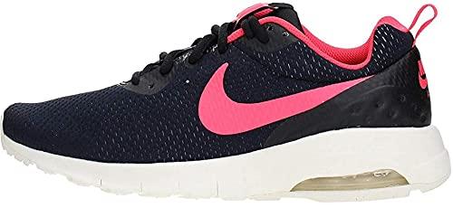 Nike Air MAX Motion LW SE, Zapatillas de Deporte Hombre, Multicolor (Black/Hyper Royal/Monarch/Clear Emerald 015), 40 EU