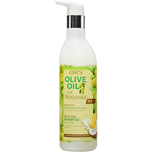 ORS Olive Oil for Naturals Butter Bliss Shampooing sans Sulfate 360 ml