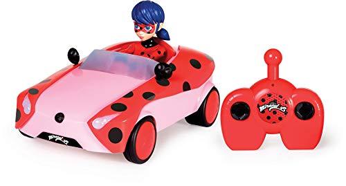 IMC Toys RC Miraculous Ladybug 442030 - Coche de juguete con control...