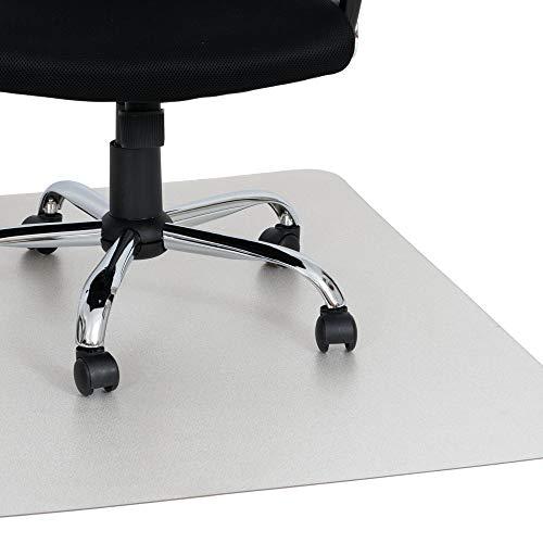 KAISER PLASTIC® Bodenschutzmatte | Made-In-Germany | für Hartboden | 117 x 153 cm | aus PET