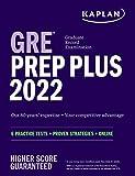 Photo Gallery kaplan gre prep plus 2022: 6 practice tests + proven strategies + online