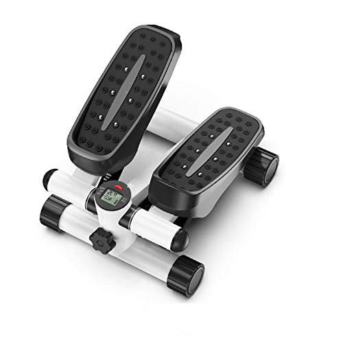 GHTY Stepper, Step Trainer Equipment Fitness Ejercitador, Ejercitador de Pedal de Escritorio...