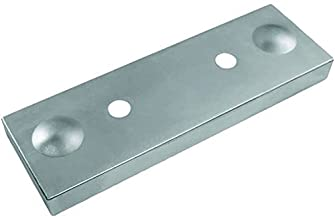 Eckler's Premier Quality Products 61-243233 -55 Chevy Truck Engine Mount Base Plate Front