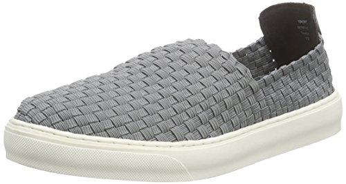 Blink Damen BmecL Sneakers, Silber (102 Pewter), 36 EU